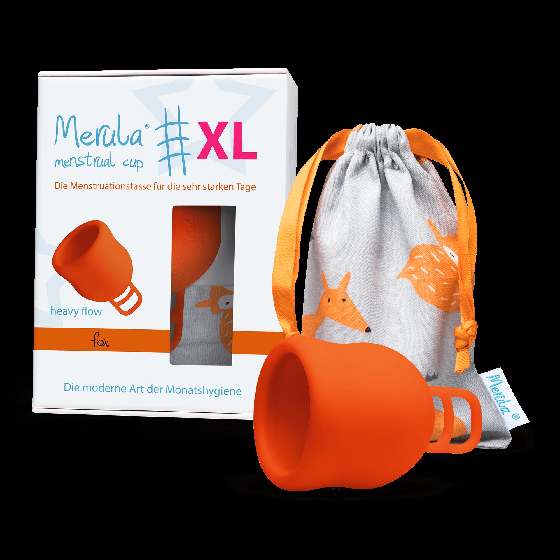 Merula Cup XL fox