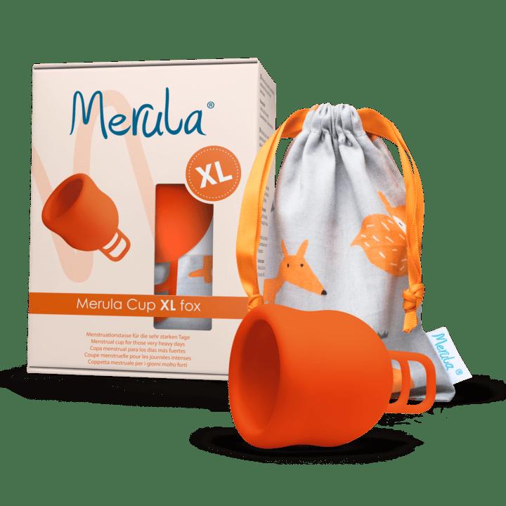 Merula Cup XL fox 1
