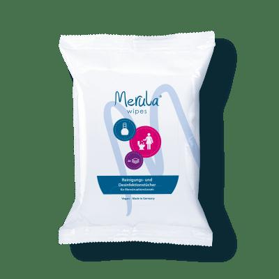 Merula Wipes 72041 Vorderseite