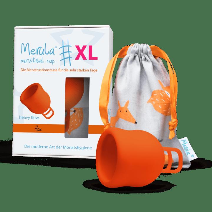 Merula Cup XL fox 2