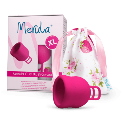Merula Cup XL strawberry 3