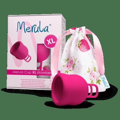 Merula Cup XL strawberry 2