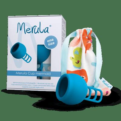 Merula Cup mermaid 2
